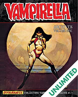 Vampirella Archives Vol. 1